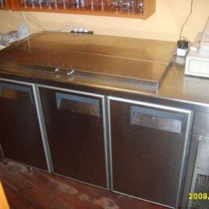 Hűtős Munkaasztal