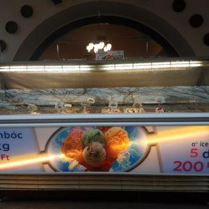 ISA 24 Tégelyes Fagyis Pult Pécs