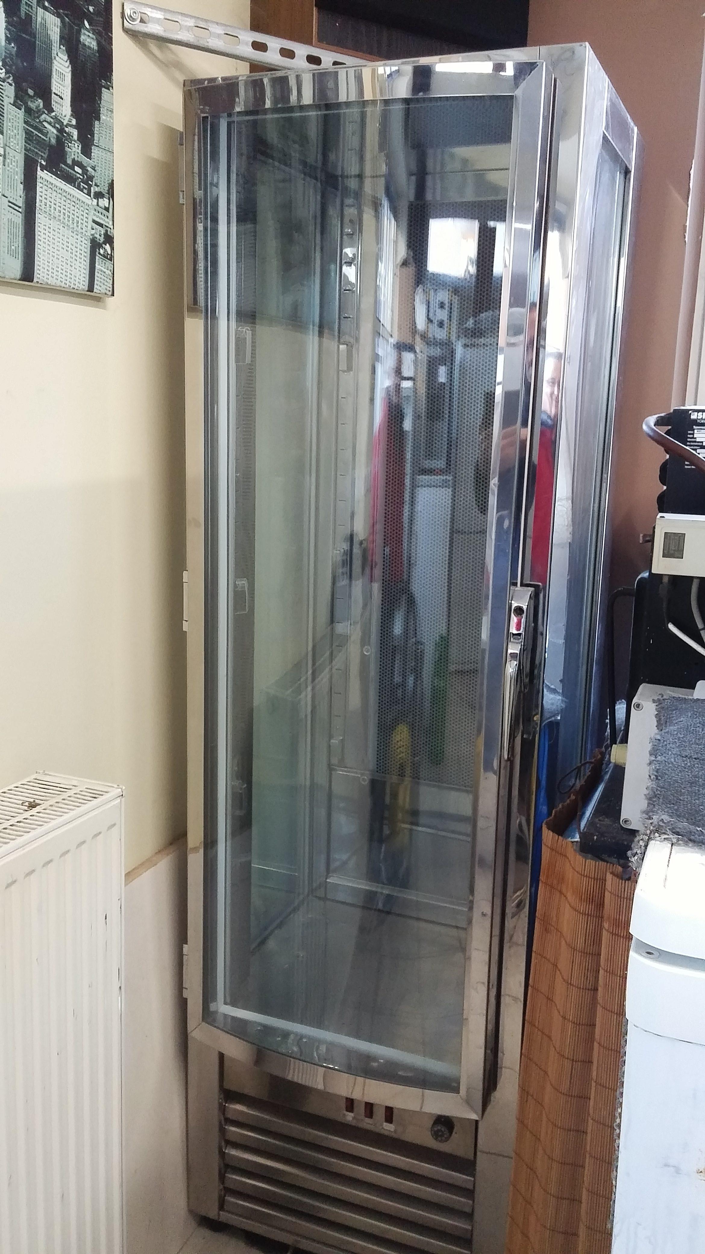 Ezüst Nagy Hűtő